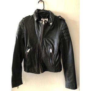 NWT****MUUBAA Leather Jacket **